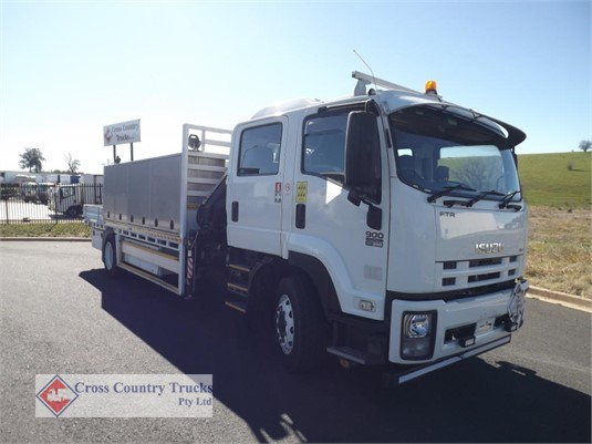 2012 Isuzu FTR900 Cross Country Trucks Pty Ltd - Trucks for Sale