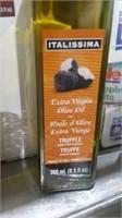 6-250ml bottles Truffle extra virgin olive oil