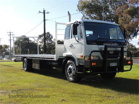 2007 UD PK245 Japanese Trucks Australia - Trucks for Sale
