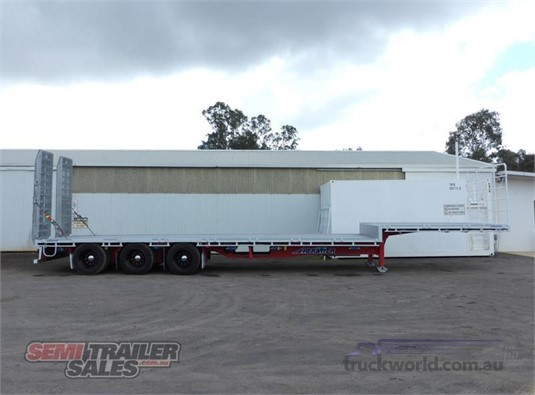 2014 Maxitrans Drop Deck Trailer - Trailers for Sale
