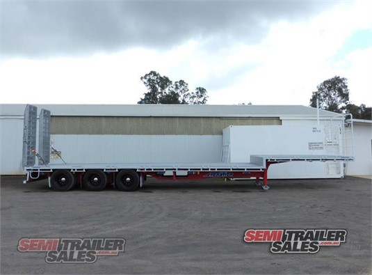 2014 Maxitrans Drop Deck Trailer Semi Trailer Sales Pty Ltd - Trailers for Sale