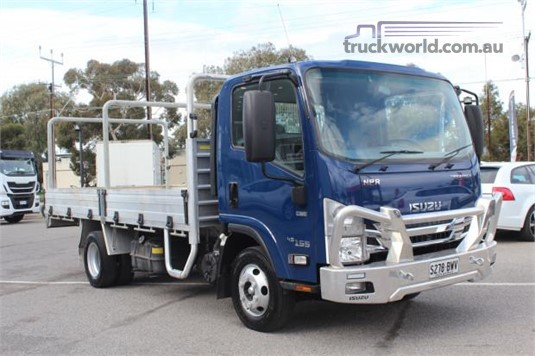 2018 Isuzu NPR 45 155 AMT MWB - Trucks for Sale