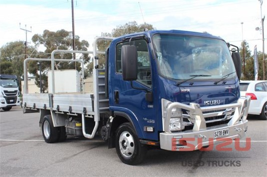 2018 Isuzu NPR 45 155 AMT MWB Used Isuzu Trucks - Trucks for Sale