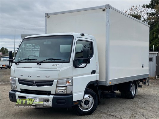 2015 Fuso Canter 515 National Truck Wholesalers Pty Ltd - Trucks for Sale