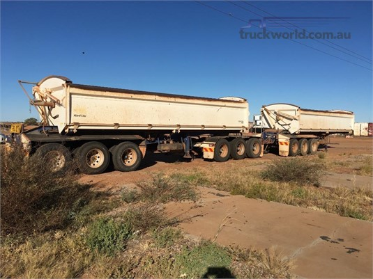2011 Roadwest Side Tipper - Trailers for Sale
