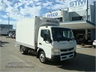 Fuso Canter 515 Refrigerated