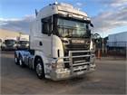Scania R620 6x4|Prime Mover