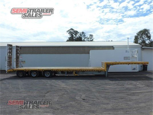 2011 Maxitrans Drop Deck Trailer Semi Trailer Sales Pty Ltd - Trailers for Sale