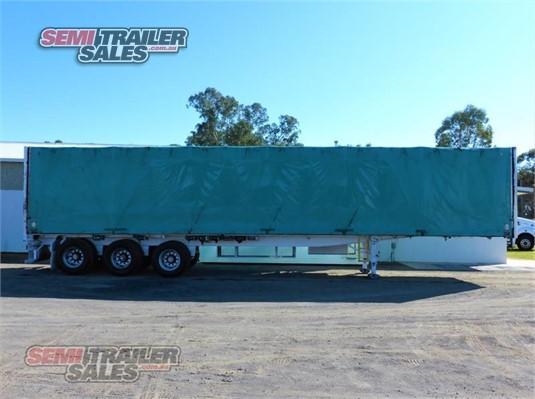 2006 Maxitrans Prairie Wagon Trailer Semi Trailer Sales Pty Ltd - Trailers for Sale
