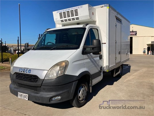 2012 Iveco Daily 45c17 - Trucks for Sale