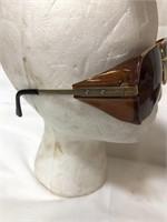 Vtg. Engineer Safety Glasses Crews Stylish