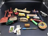 Miscellaneous Vintage Toys
