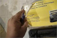BOX - CERAMIC TILE CUTTER