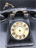 Dial-O-Phone, Vintage Metal Rotary Play Phone