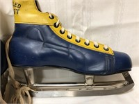 Vintage ice skates 16 Pro Style Daous Canada size