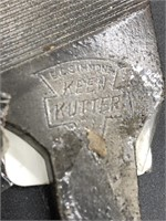 Keen Kutter Scissor and File