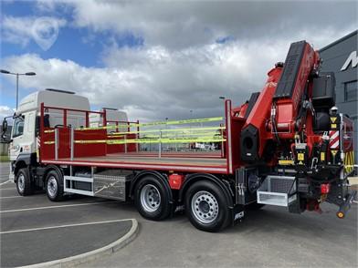 2020 DAF CF480 at TruckLocator.ie