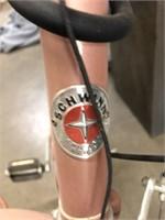 Vintage Schwinn collegiate bicycle
