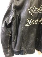 Vintage Harley Davidson Leather Jacket Preowned