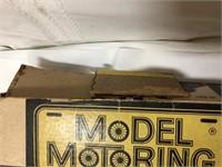 Vintage Model Motoring Stirling Moss Tabletop