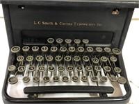 Antique LC Smith & Corona 11 Typewriter
