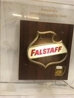 """Falstaff Sports Light C-103 - 17""""x19"""" works"""