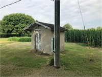 Tract #5 - 11.33 Acres- Lake, Garage, Utilities