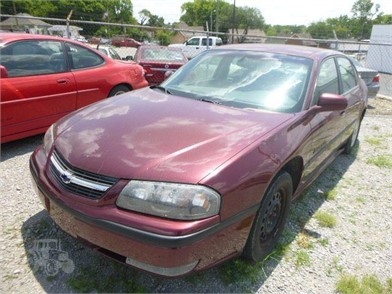 2000 Chevrolet Impala No Run Other Items For Sale 1 Listings Tractorhouse Com Page 1 Of 1