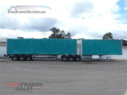 2006 Maxitrans Prairie Wagon Trailer - Trailers for Sale