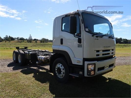 2014 Isuzu FVZ 1400 Auto - Trucks for Sale