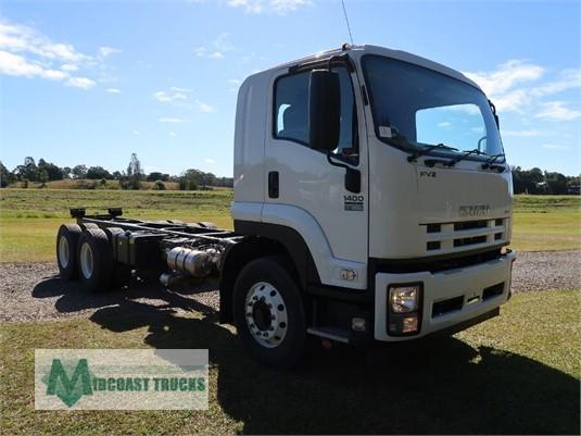 2014 Isuzu FVZ 1400 Auto Midcoast Trucks - Trucks for Sale