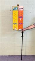 Dr Grabow 5 Side Pipe Display Rack