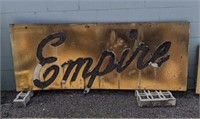 Empire House Motel Sign,Downtown Bay City History!