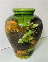"Royal Haegar USA Pottery, 9"" w x 12"" h"