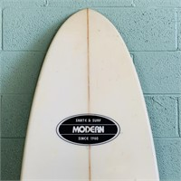Cactus Long Board Surf Board, 3 Fins, Great Cond.