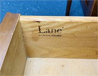 (2) Lane 1963 End Tables, Both are Nice