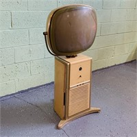Philco Predicta TV Set, Tilts and Turns