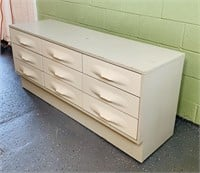 70's Space Age Dresser by Treco, Made in Canada