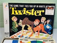 1966 Original Twister Game