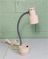 Vintage Hamilton Metal Desk Lamp