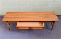 1962 Solid Maple Coffee Table by Heritage