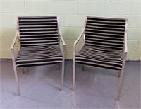 Pair of Stow Davis Chairs by Bert England