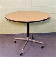 Herman Miller Aluminum Group Table