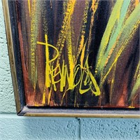 Original Painting on Canvas by Lee Reynolds