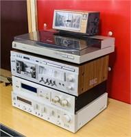 Electronics Lot, Technics Direct Drive Turntable,