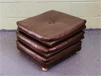 """Stackable Ottoman on Wheels 22"""" x 22"""""""