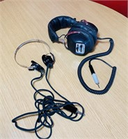 2 Headphones, Mura Dynamic, Trimm Featherweight