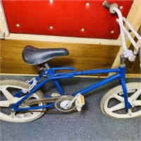 Vintage BMX Bike, Cool Mags, Can't Find Name