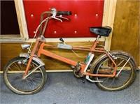 Sachs Steiger Record, 3 Speed Shifter Bike