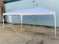 10 ft x 20 ft Pop Up Portable Shelter, It's used